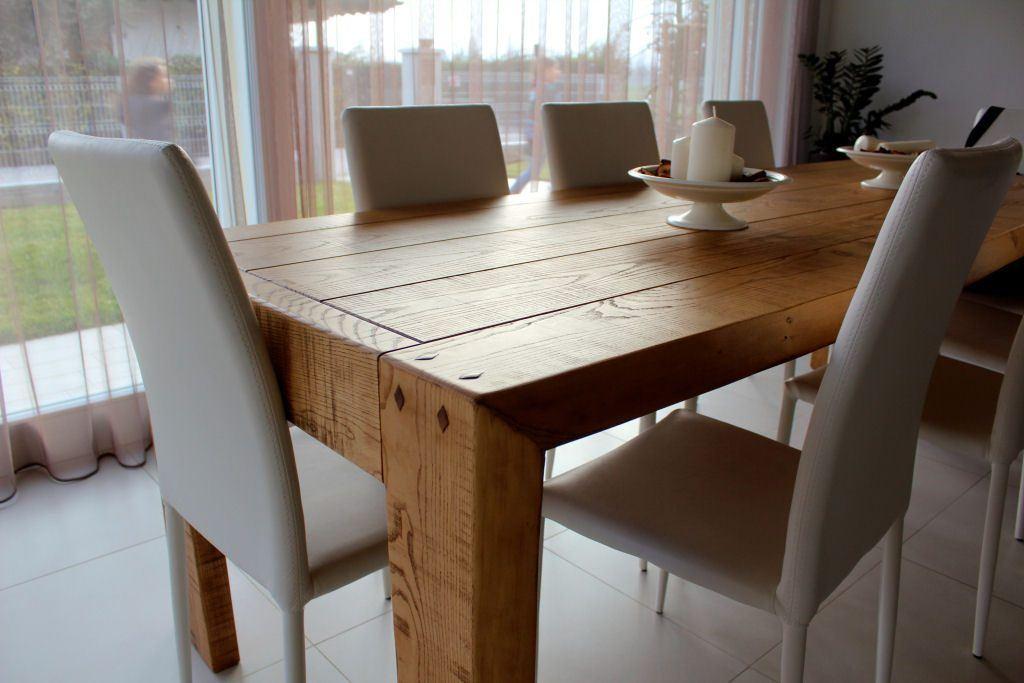 Tavolo Design Legno Naturale.Tavolo Realizzato Caretta Design